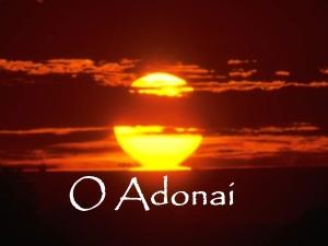 0-adonai